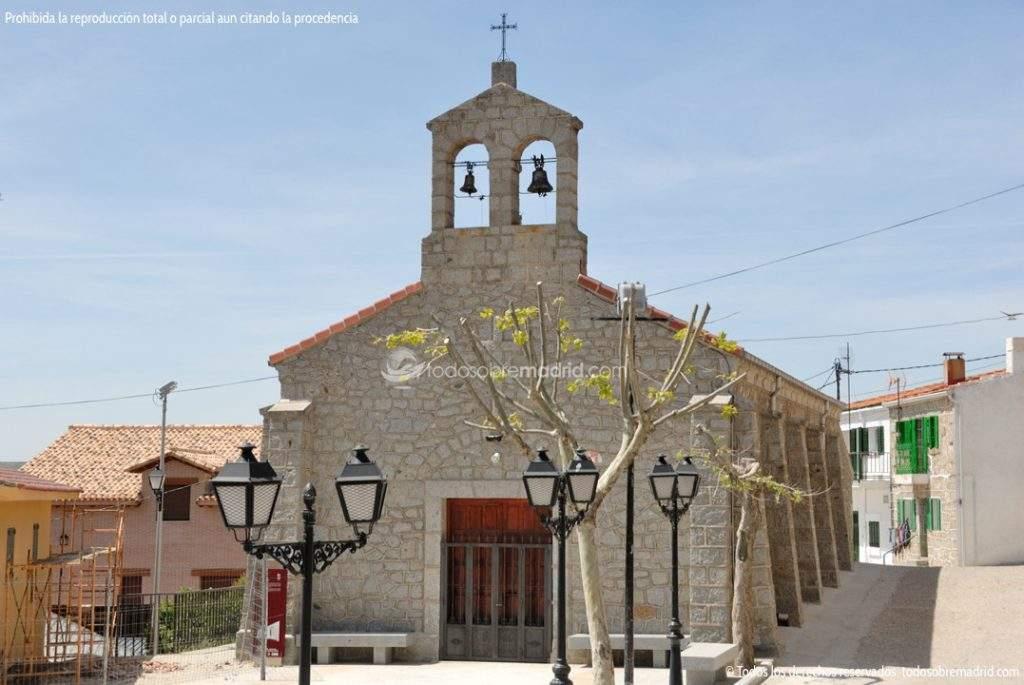 parroquia de san ramon nonato robledondo