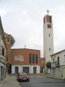 parroquia de san ramon y san vicente xirivella