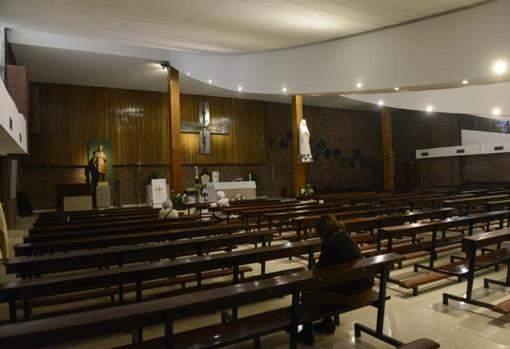parroquia de san ricardo madrid
