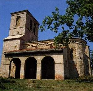 parroquia de san roman arre