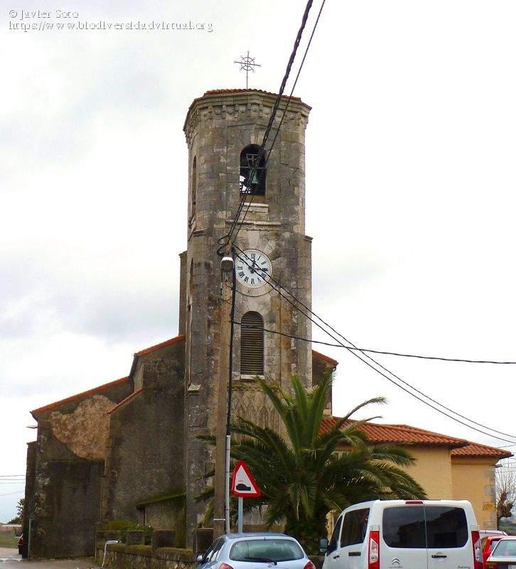 parroquia de san roman de la llanilla santander