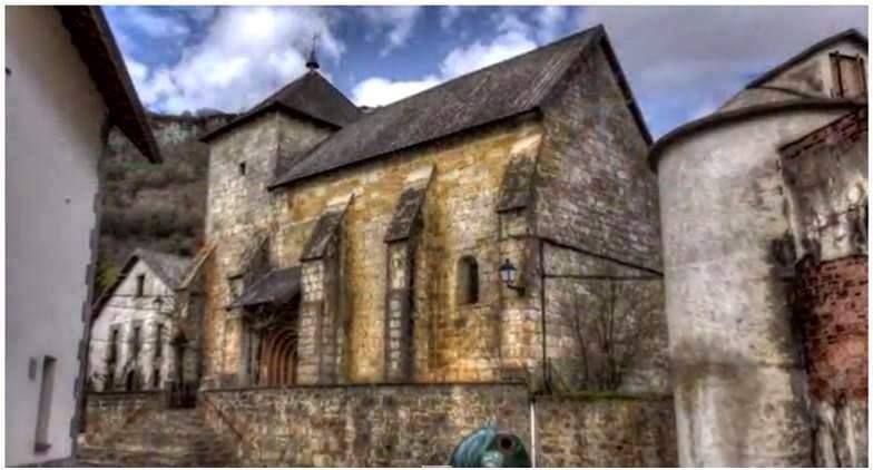 parroquia de san roman orbara