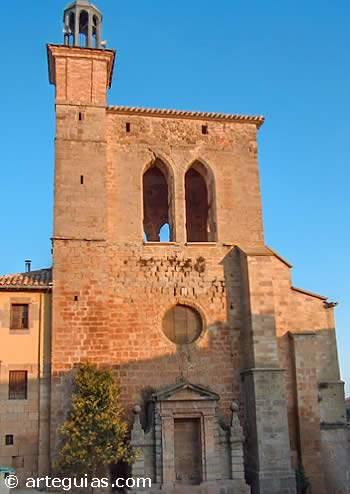 parroquia de san roman y santa catalina cirauqui