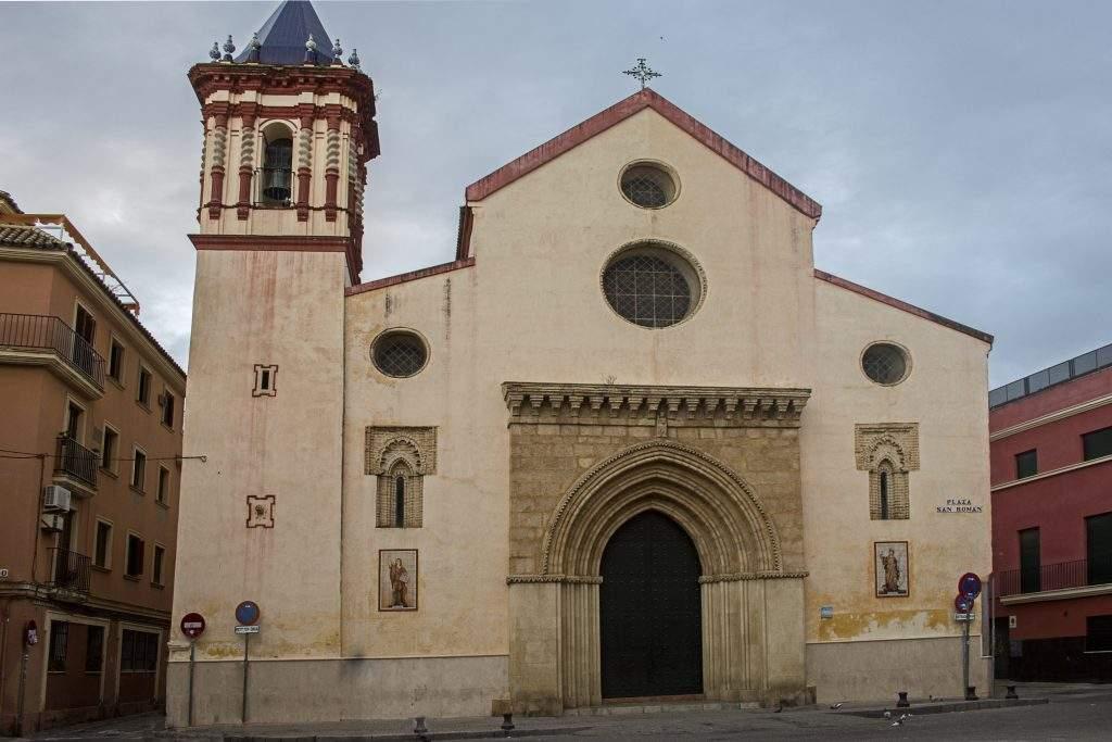 parroquia de san roman y santa catalina sevilla
