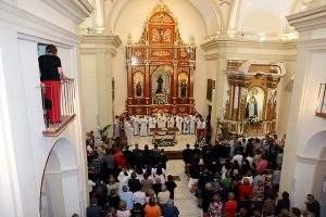 parroquia de san roque alcantarilla