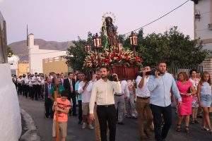 parroquia de san roque berja