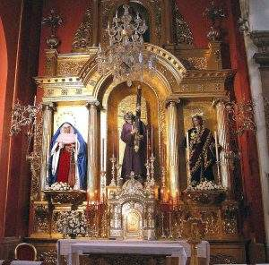 parroquia de san roque carmona