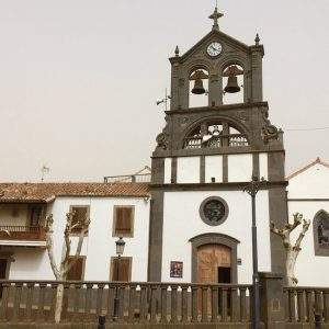 parroquia de san roque firgas