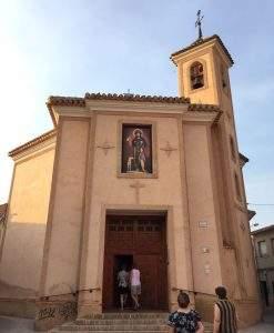 Parroquia de San Roque (Hellín)