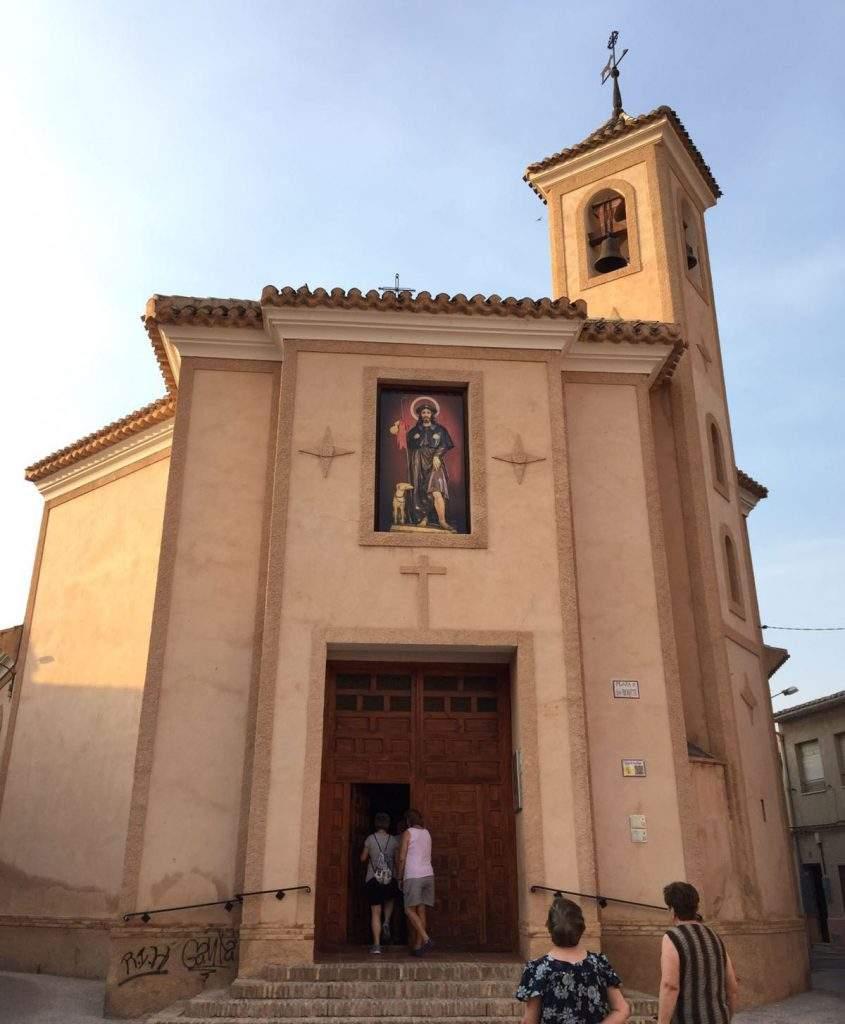 parroquia de san roque hellin