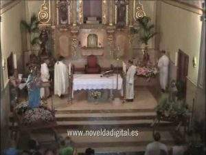 Parroquia de San Roque (Novelda)
