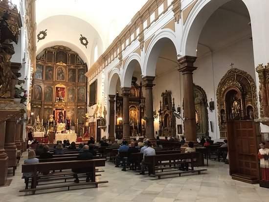 parroquia de san roque sevilla