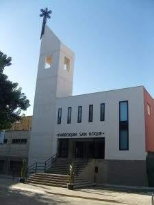 Parroquia de San Roque (Silla)