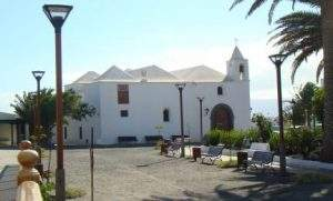 Parroquia de San Roque (Tinajo)