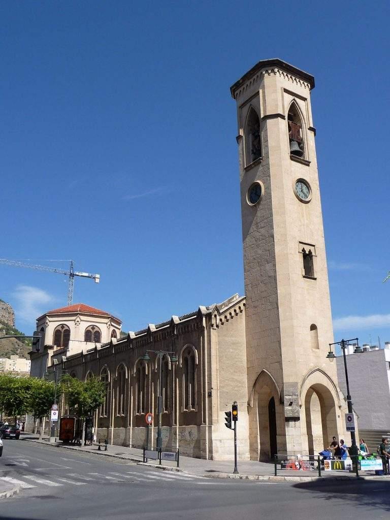 parroquia de san roque y san sebastian alcoi