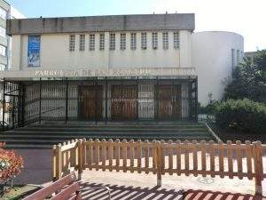 Parroquia de San Rosendo (A Coruña)