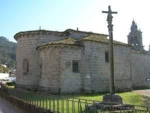 Parroquia de San Salvador de Coruxo (Vigo)