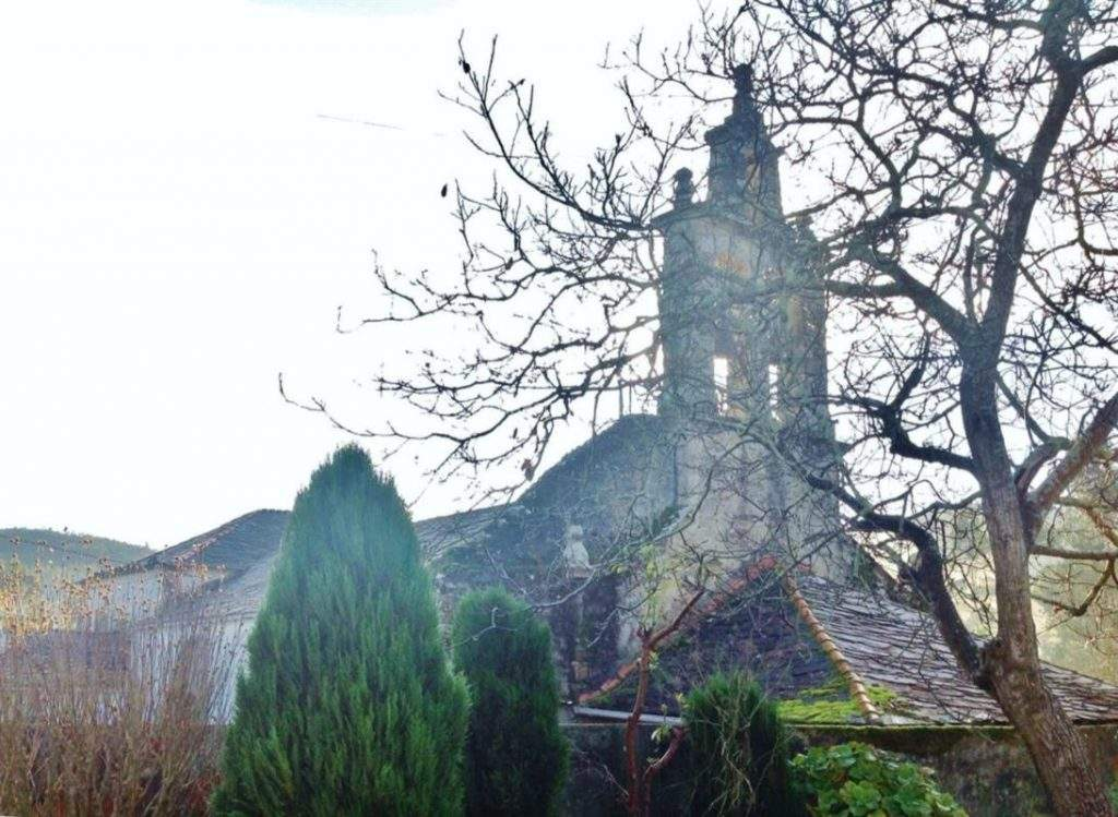 parroquia de san salvador de couzadoiro ortigueira