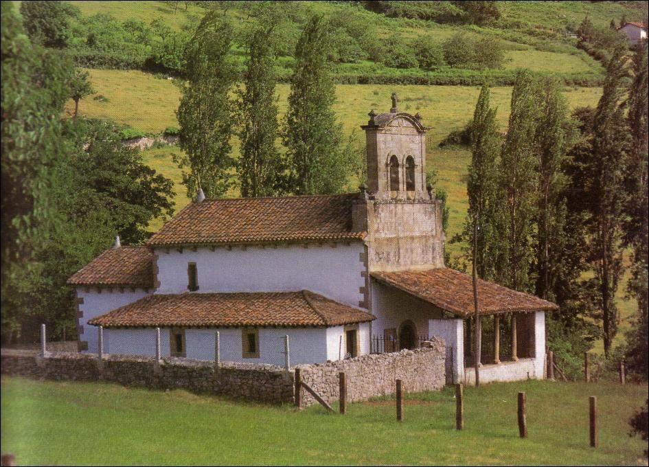 parroquia de san salvador de fuentes villaviciosa