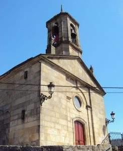 Parroquia de San Salvador de Teis (Vigo)
