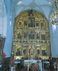 parroquia de san salvador lakuntza