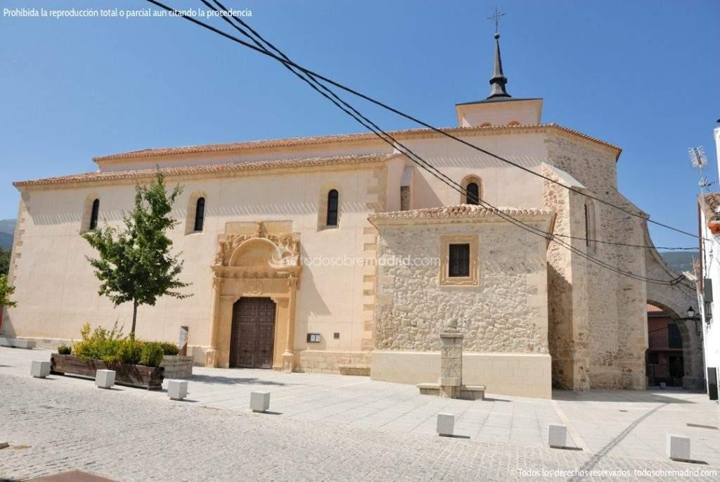 parroquia de san salvador lozoya