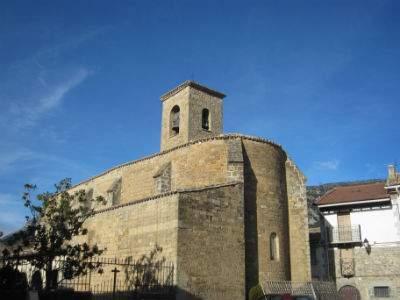 parroquia de san salvador noves de jaca