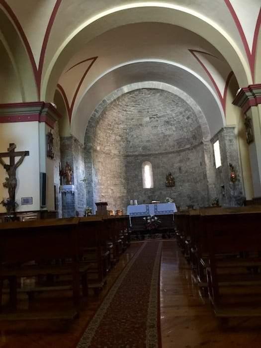parroquia de san salvador o rio