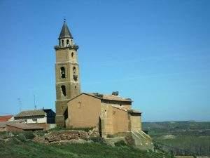 parroquia de san salvador santalecina