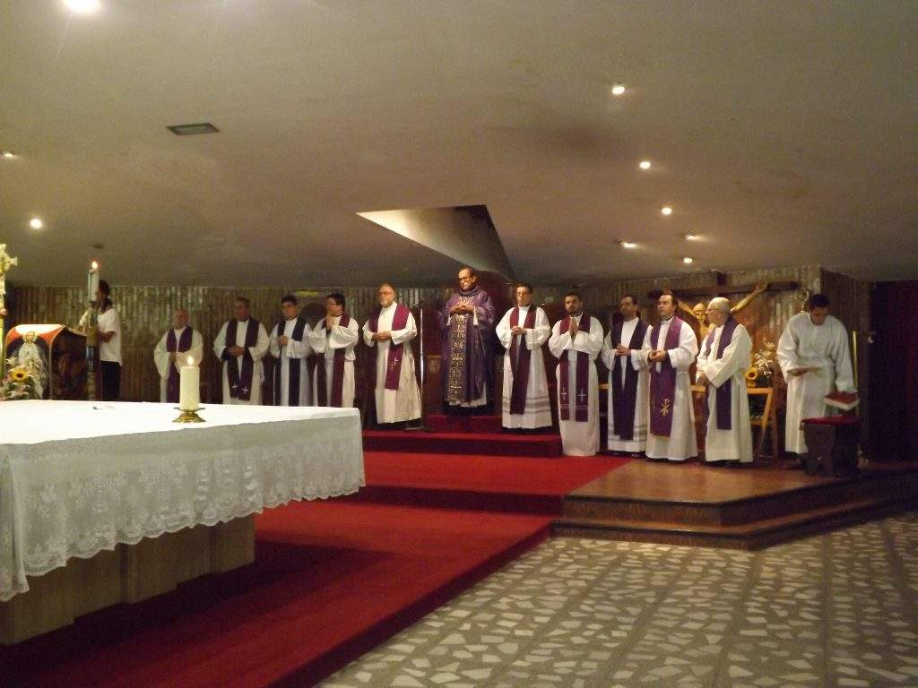 parroquia de san saturnino alcorcon