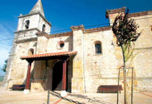 Parroquia de San Saturnino (Hinojedo) (Suances)