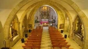 parroquia de san sebastian aldea del obispo