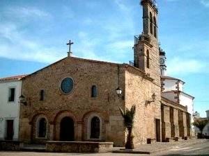 parroquia de san sebastian arroyo de la luz 1