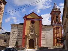 parroquia de san sebastian canete la real