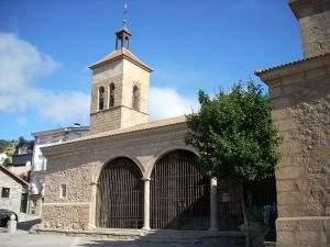 Parroquia de San Sebastián (Cercedilla)
