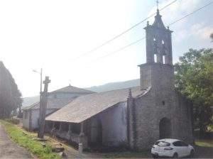 Parroquia de San Sebastián (Devesos) (Ortigueira)