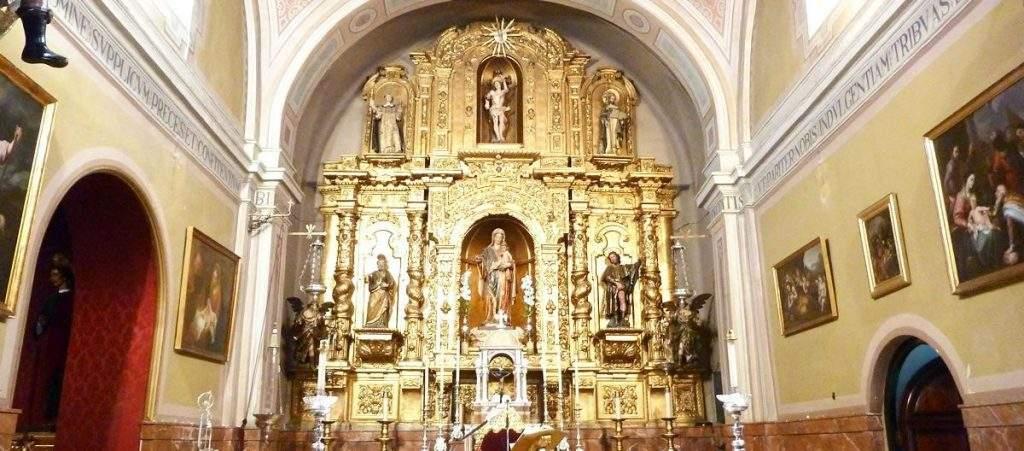 parroquia de san sebastian el puerto de santa maria