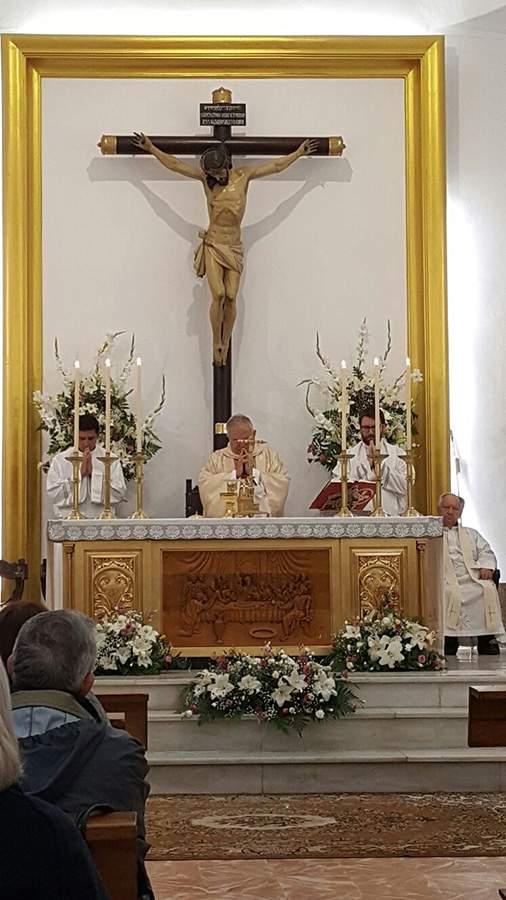 parroquia de san sebastian espiel