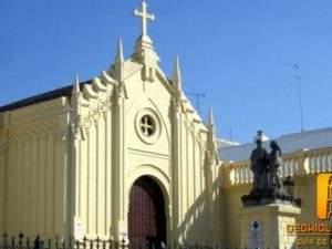 Parroquia de San Sebastián (La Banda) (Chiclana de la Frontera)