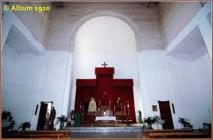 parroquia de san sebastian lora del rio