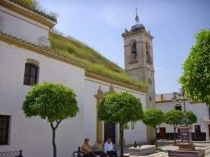 parroquia de san sebastian marchena