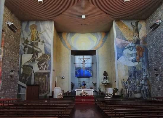 parroquia de san sebastian martir antiguo donostia 1