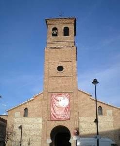 Parroquia de San Sebastián Mártir (San Sebastián de los Reyes)