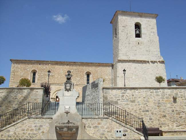 parroquia de san sebastian martir sigueruelo