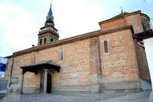 parroquia de san sebastian mentrida