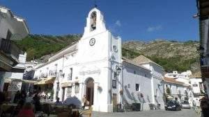 parroquia de san sebastian mijas