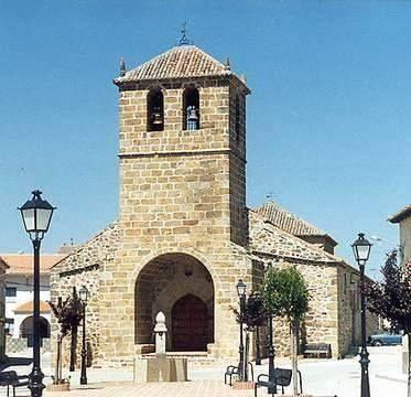 parroquia de san sebastian mohedas de la jara