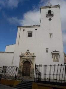 parroquia de san sebastian puerto real