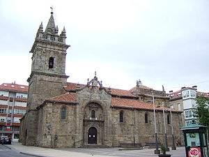 Parroquia de San Sebastián (Reinosa)