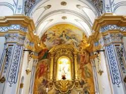 parroquia de san sebastian ricote